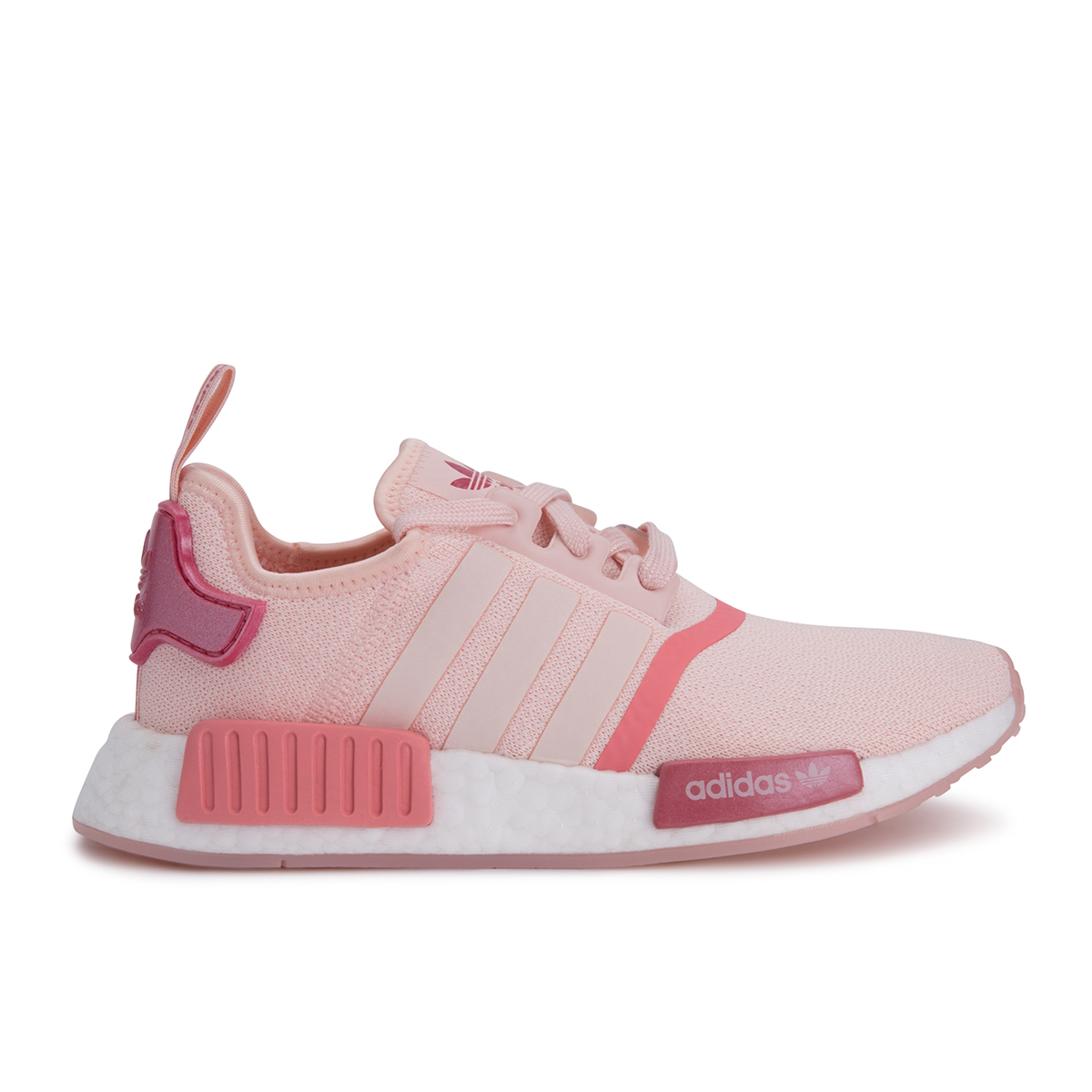 adidas nmd r1 womens pink and white